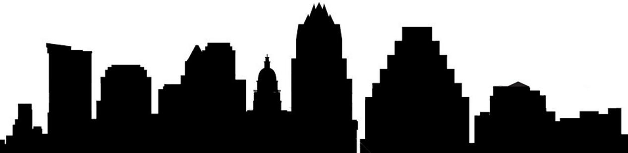 Austin Skyline Footer Image